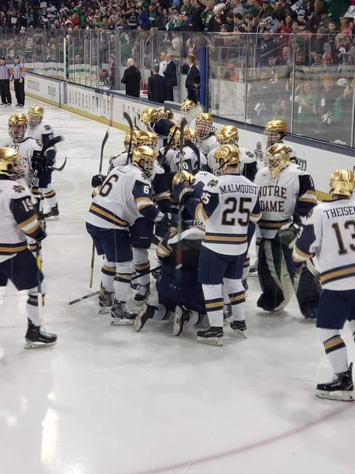 ND Hockey: The B1G Title Defense Is On!