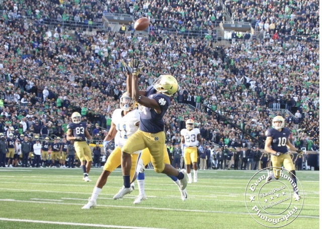 ND Football: Oh BOYKIN! You're Going To Baltimore!