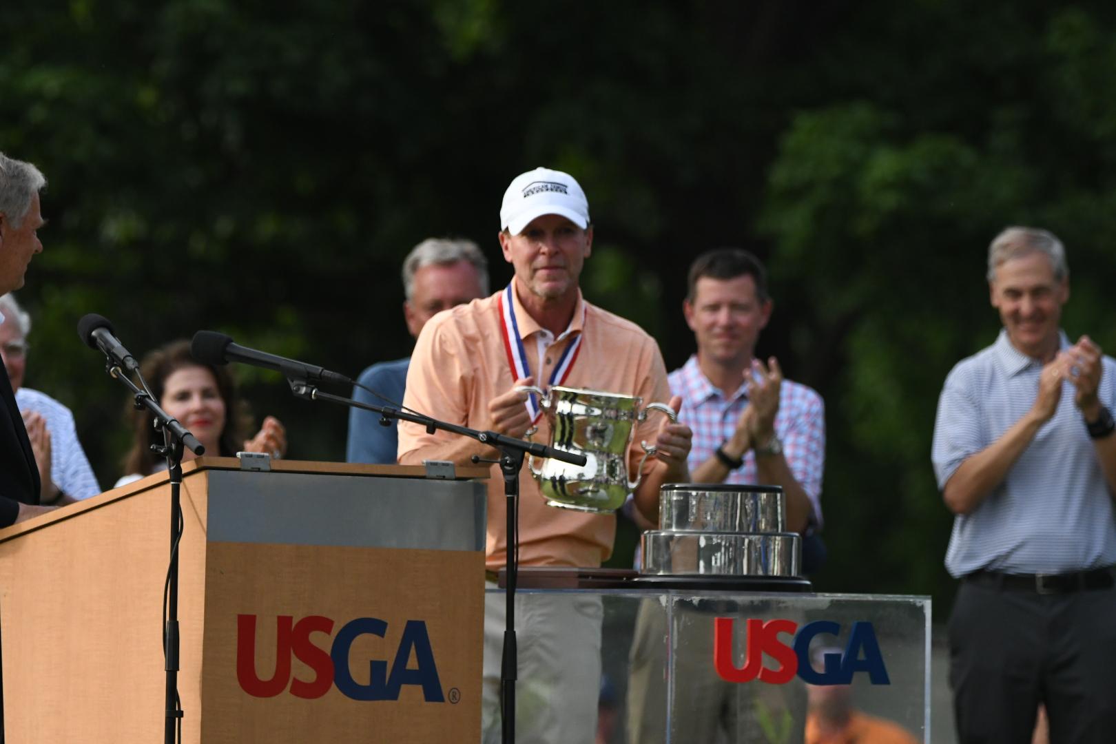USGA: Championship Sunday, Stricker Wins It All