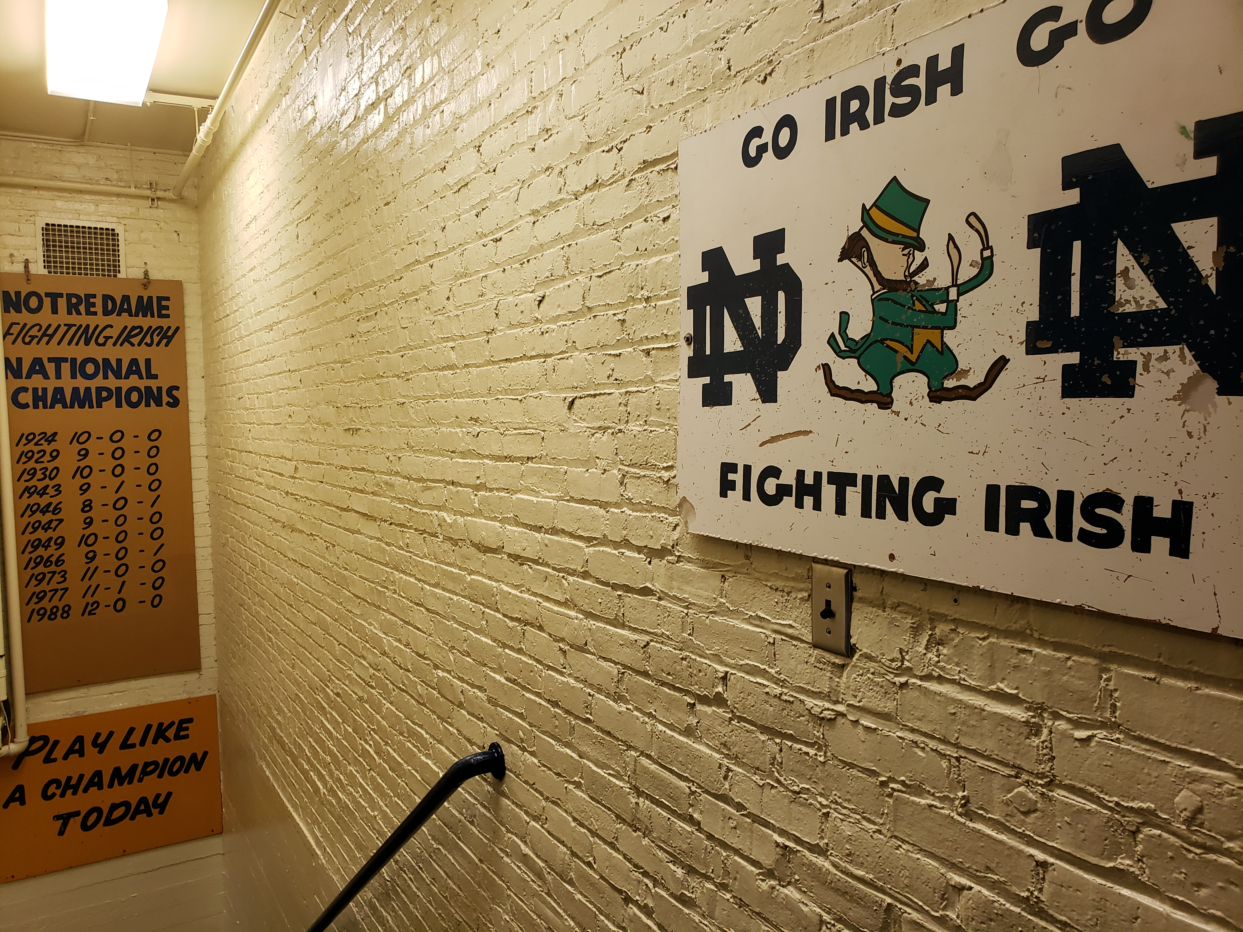 ND Football: Oh Captain, My Captain!
