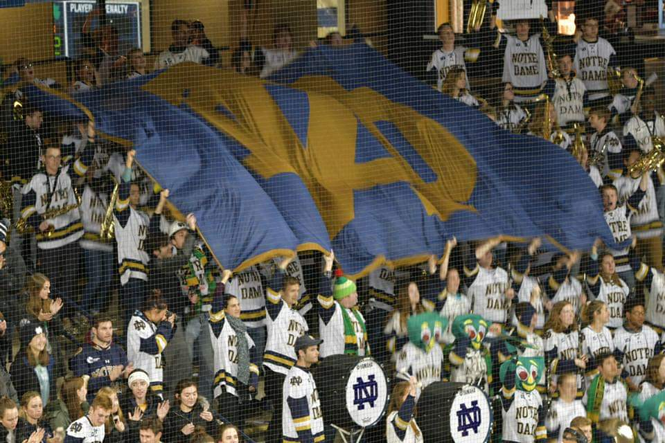 ND Hockey: How Sweep It Is🧹