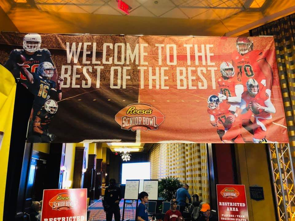 ND Football: The Draft Starts In Mobile