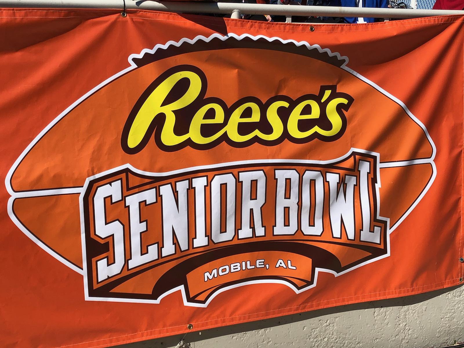 Reese's Senior Bowl: Pride, Elliott and Claypool Put Their Talent On Film
