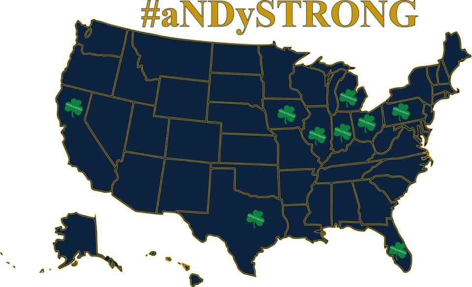 Beyond Playing Sports: Join Andy's Fight