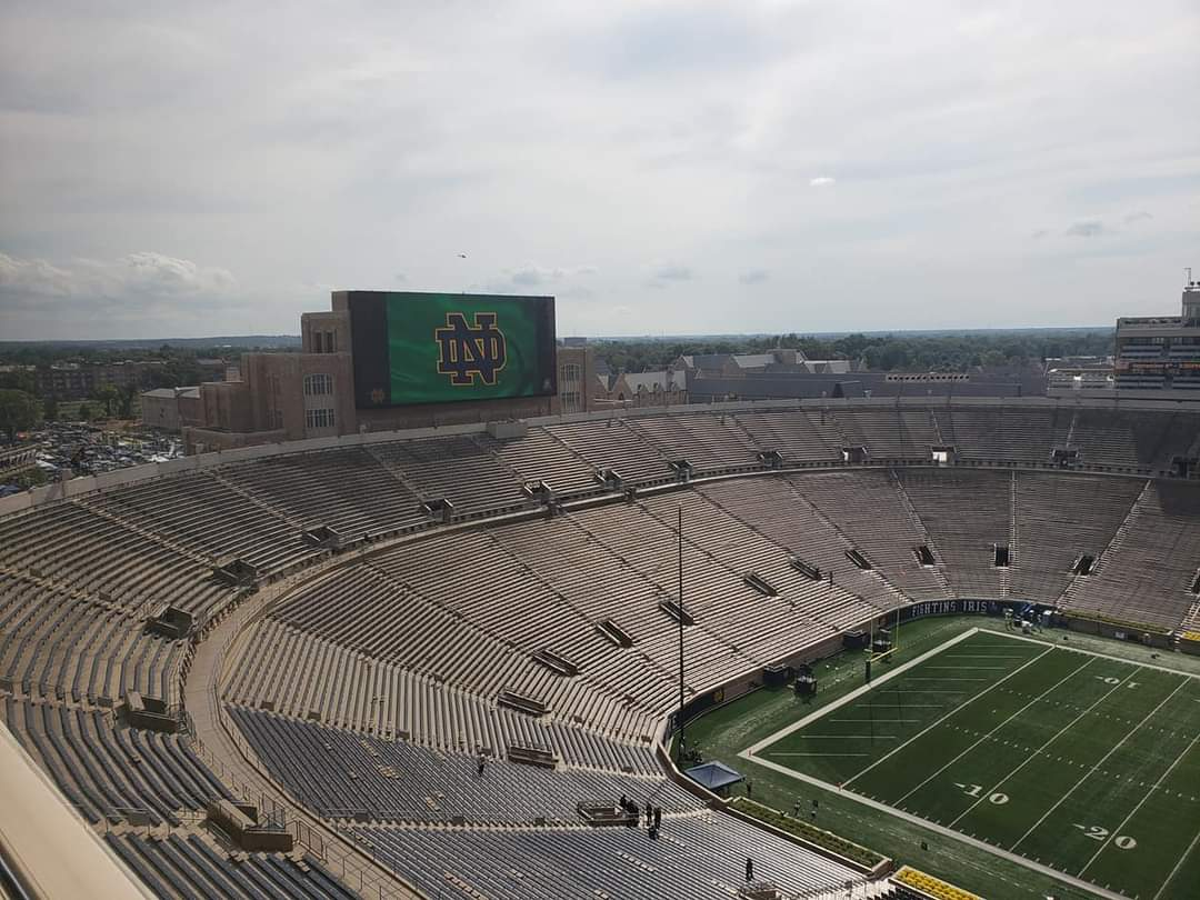 ND Football: The News Wire Is Burning