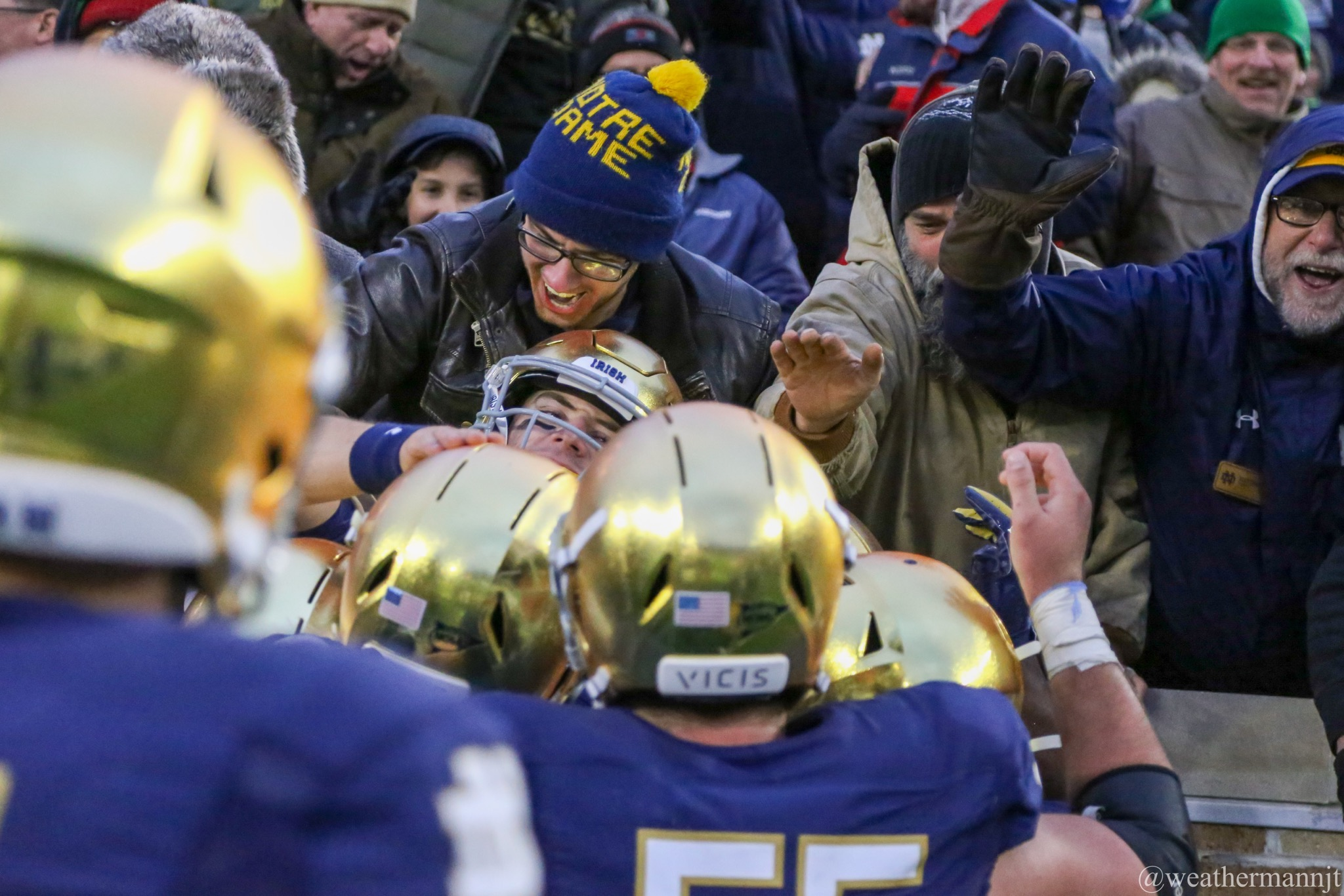 "ND Football: Book Is Poised To Move In The ND Record ""Books"""