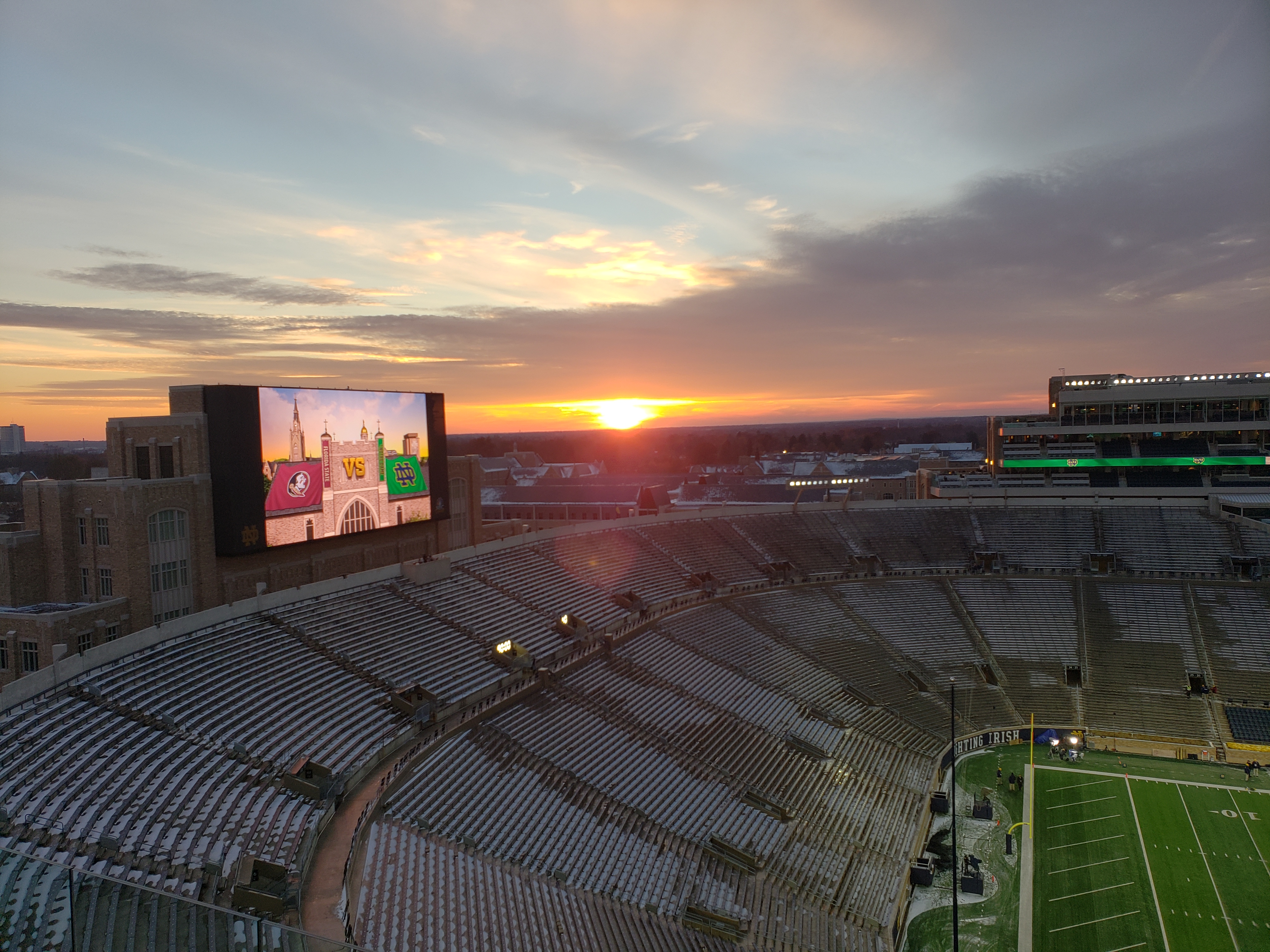 ND Football: Important Days Ahead For The Fightin' Irish