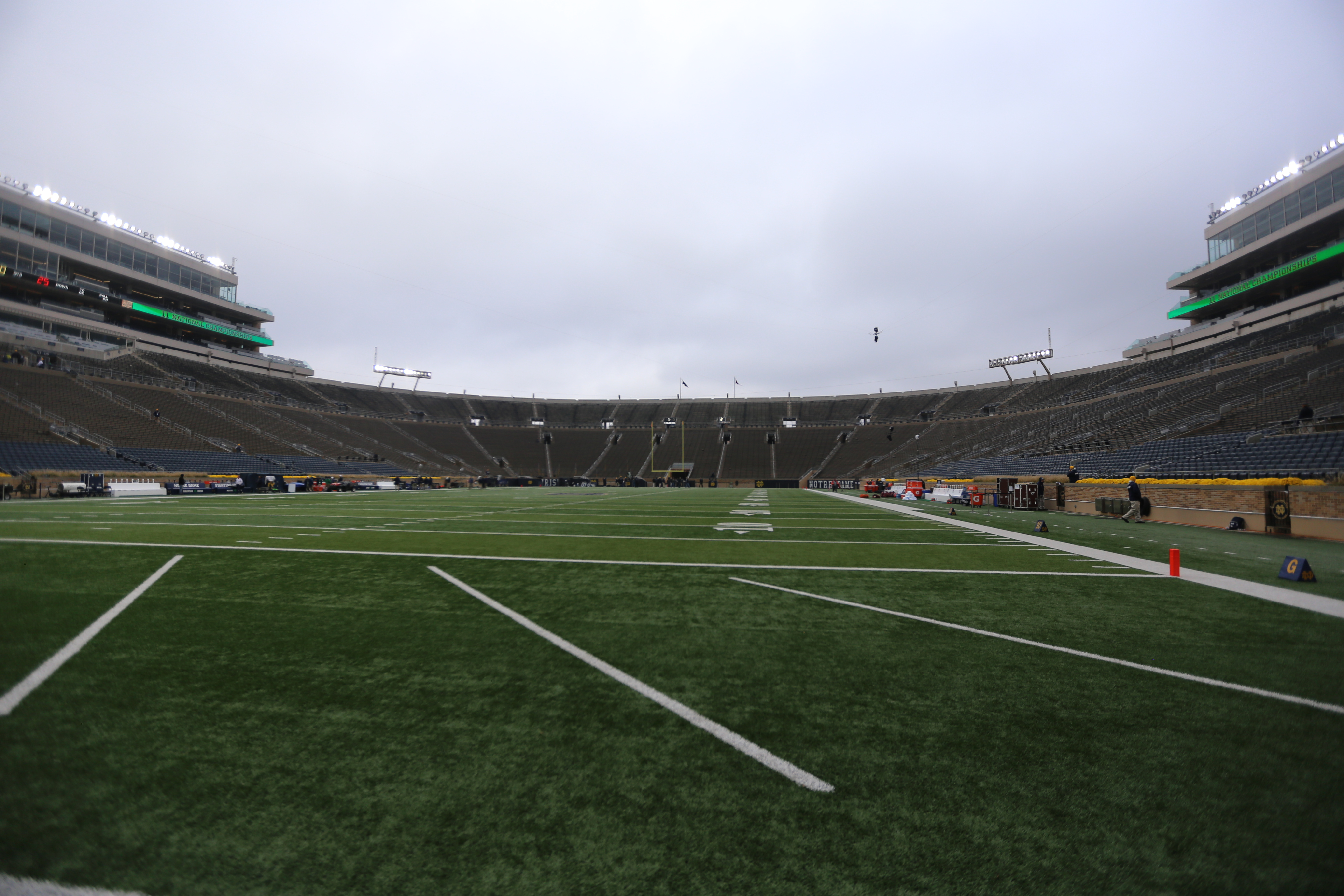 ND Football: Welcome To NFL Pro Days At Notre Dame